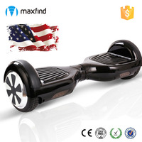 USA shipping LA warehouse 2 wheels 6.5'' hoverboard unicycle smart electric boards