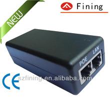24v 0.5a lightning protection POE power adapter for electronic balance equipment POE splitter