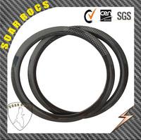 50mm tubular rims ultra light wholesale price 23mm width 12K racing bicycle rim carbon T800 road bike rims