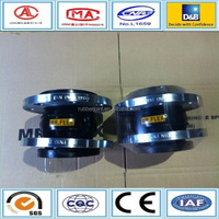 ANSI Class150 galvanized Flange rubber expansion joint
