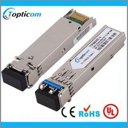 Cisco GLC-ZX-SMD/SFP-GE-Z, 1.25G 1550nm 80km SFP LC SMF with DDM