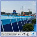 jogar bolas de plástico piscina de plástico resistente para o verão