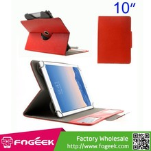 Paypal Accepted Universal Crazy Horse Rotary Stand Leather Case for iPad Air 2 / Amazon Kindle Fire HD 8.9, Size: 24.5 x 17.5cm