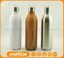 500ML Double Wall Insulated Stainless Steel Sports Water Bottle / Vacuum Thermo bottle