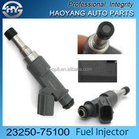 Toyota spare parts oe.23250-75100 denso fuel injector for Toyota Hilux/Hiace/land cruiser/camry