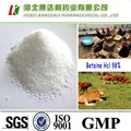 Buena calidad betaína clorhidrato de 98% for alimentación de aves de corral ingredientes