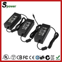 48W-120W Series 12V 6A Desktop AC DC 12V 6A Power Adapter for LED Strips/LCD Monitor