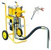 High pressure and high volume air-assisted (pneumatic) airless paint sprayer HP4625