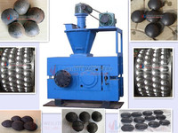 Quick lime ball forming machine / quicklime briquette machine / quicklime briquette making machine