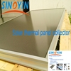 solar heating collector of white frame,2.0sqm,grid absorber