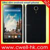 NEW arrival Star V3 Ultra Slim MTK6582 5.5 Inch Screen 8.0MP Camera 1GB/8GB OTG E-Compass Android Smartphone Star Phone