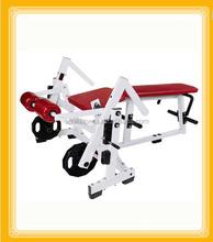 Indoor Sport machine Hammer Strength Gym equipment Iso-Lateral Leg Curl bodybuilding equipment