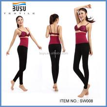 buyu 2015 Hot Selling waist training corset/hot shapers/sexy leggings
