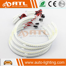 New arrival wholesale for BMW semi ring LED auto halo lighting