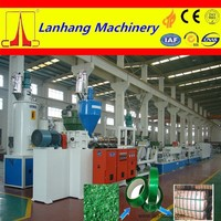 PET strap producing line