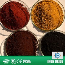 LGB iron oxide,inorganic pigmen style and iron oxide type inorganic pigments producer
