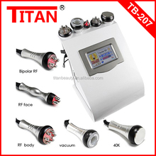 Newest and Hottest Portable Ultrasonic Cavitation Vacuum Massage Machine