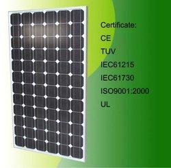245w solar panels monocrystalline best solar cell price large quantity OEM to Afghanistan/Pakistan/India/Nigeria...
