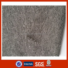 Melange yarn dyed blend polyester polyamide fabric
