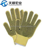 Multy types competitive price cut resistant gloves
