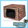 cage shape soft house for dog