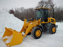 RC6100 Wheel loader with EuroIII/EPA original cummins engine CE proved