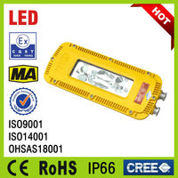 LED Mining Explosion Proof Light safe use in the explosive environment under the coal mine tunnel light