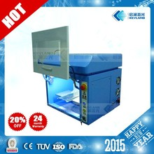Barcode / 2D Code / Serial Number / Logo / Date Laser Marking Machine for Sale