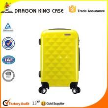 four wheels ABS PC trolley Luggage