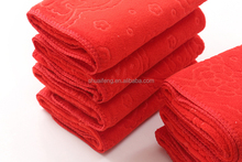 Super absorbent microfiber towel car wash