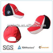 OEM Custom 6 panels cheap baseball caps in bulk low price