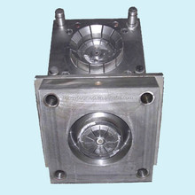 Professional ISO Qualified Custom Flower Pot Plastic Injection Mould