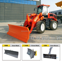 hotsale snow removal machinery, snow removal equipment for sale