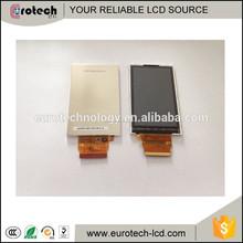 """3.0 """" TFT LCD PANEL placa LQ030B7UB02 con 100:1 ( typ. ) ( transmisivo ) 15:1 ( typ. ( reflexivo ) contraste ración"""