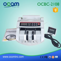 BC-2108: 2015 new cash counter for shop, money checking machine