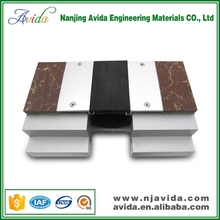 Floor Accessories EPDM Rubber Architectural Expansion Joint Sealing