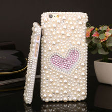 Hard Protective Cover Case for iPhone,For iPhone 6 Full Diamond Housing Cases Cover