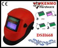 2014 new design Auto darking welding helmet welding mask