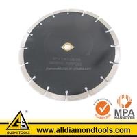 10'' Premium Quality Diamond General Purpose Black Cutter Blade