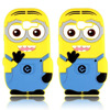 3D Minion back cover case for samsung galaxy y s5360 pocket s5300 ace gt-s5830 y duos s6102 fame s6810