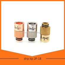 Health & Medical 510 Drip Tip Wholesale 2015 best selling products colorful stainless steel drip tip fit 30w box mod