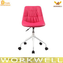WorkWell swivel low back office chair secretary chair Kw-s3099-1