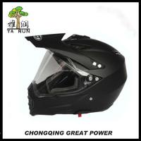 DOT Motor Cross Helmet YARUN Manufacture ABS Motorcross Helmet for Motorcycle