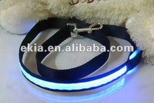Wholesale Customized Logo LED Dog Leashes