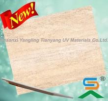 Non amiante ciment fibre décoratifs. revêtement de mur intérieur