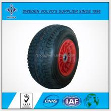 Plastic or Metal solid wheelbarrow wheels