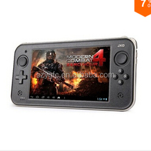 New 8G 7 inch 1.5GHz Android 4.2 Touch Screen Handheld Game Mp5 Player WiFi Game Console Quad Core 1024*600 JXD S7300 GamePad