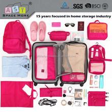 2015 hot sell travel style luggage organizer bag set