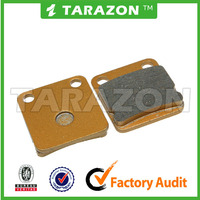 Ruilimetal factory wholesale brake pad for motorcycle