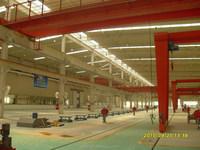 XCMG steel structure workshop